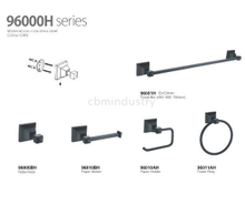 Zinc & stainless steel hardware accesorry 96000H Series
